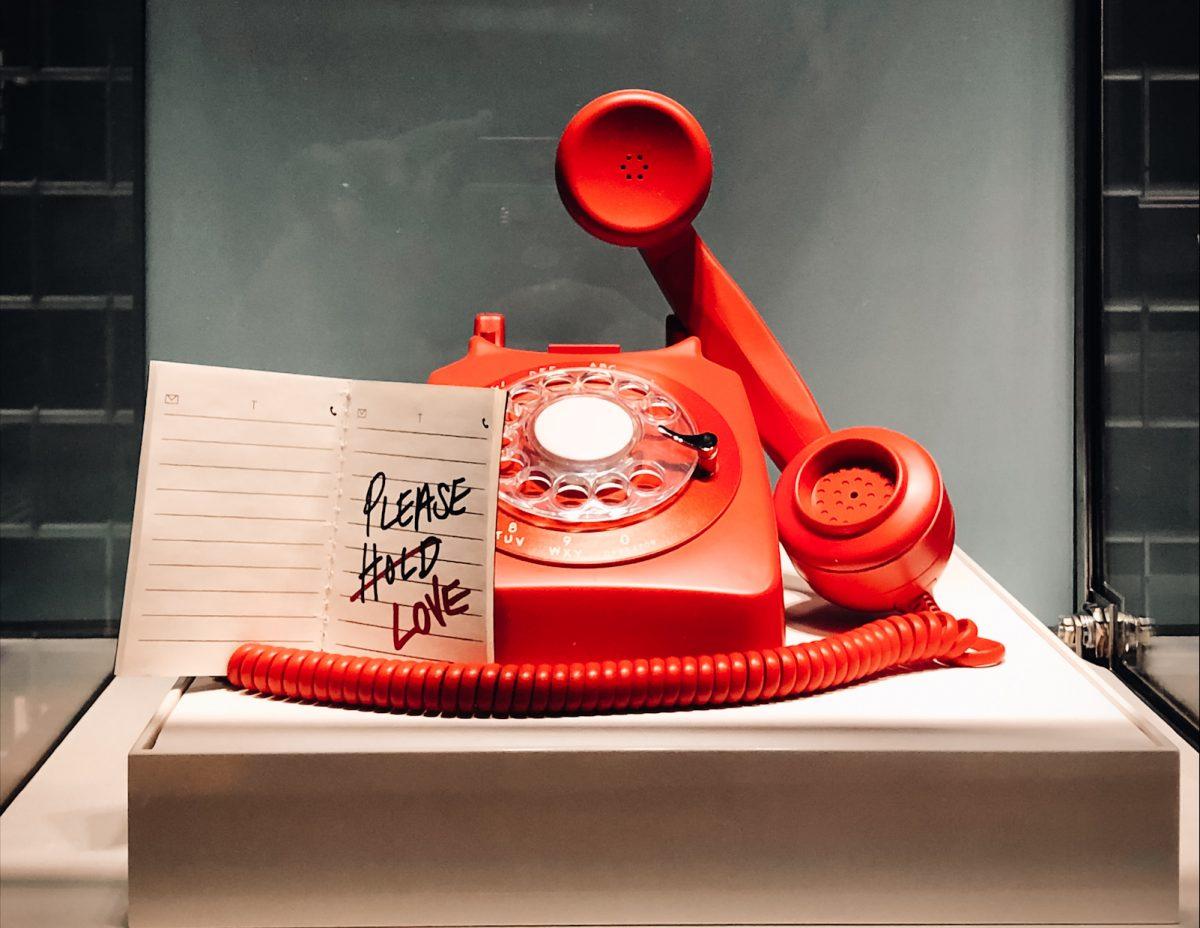 Telefon-Interview